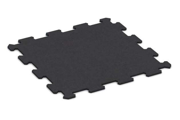 Treppenbelag von WARCO im Farbdesign anthrazit matt mit den Abmessungen 485 x 485 x 8 mm. Produktfoto von Artikel 0911 in der Aufsicht von schräg vorne.